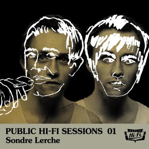 Cover of Public Hi-Fi Sessions 01