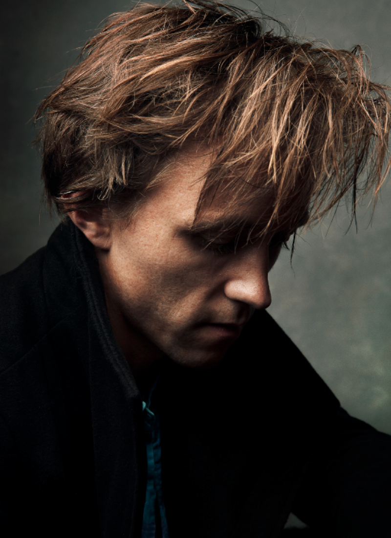 Sondre Lerche - Photo by Sean Hagwell